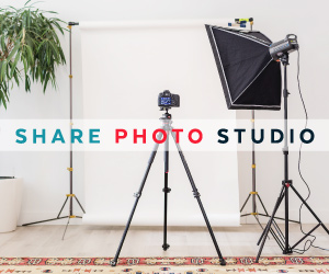 SHARE PHOTO STUDIO